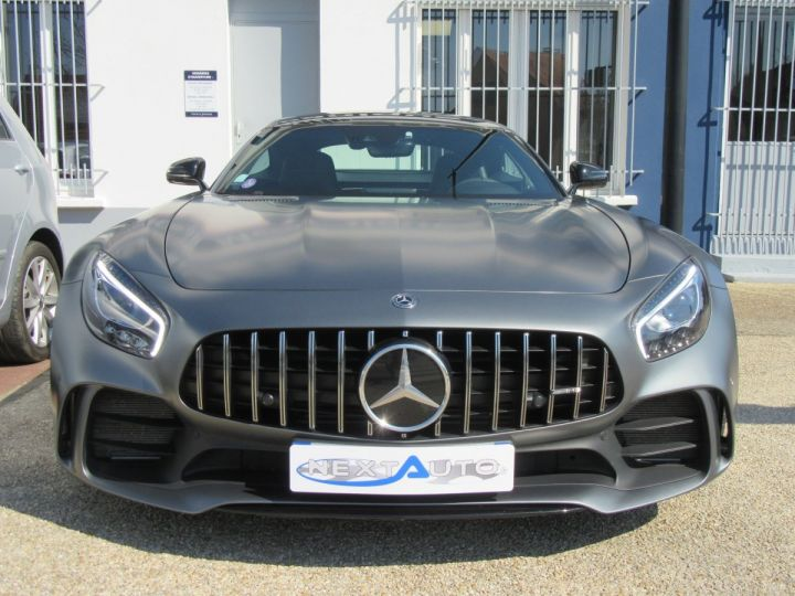 Mercedes AMG GT R 4.0 V8 585CH Gris Mat Occasion - 6