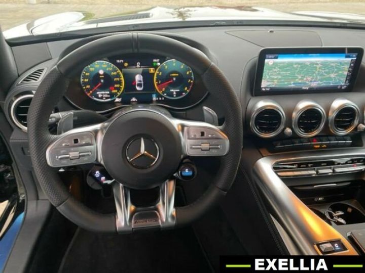Mercedes AMG GT Roadster  NOIR PEINTURE METALISE  Occasion - 5