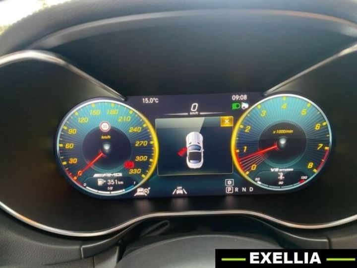 Mercedes AMG GT Roadster  NOIR PEINTURE METALISE  Occasion - 6