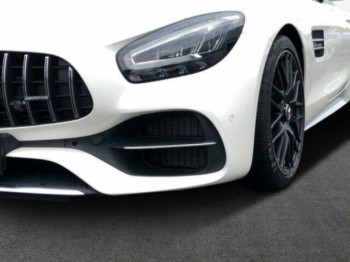 Mercedes AMG GT V8 bi-turbo 4.0  Designo Diamant Weiss - 3