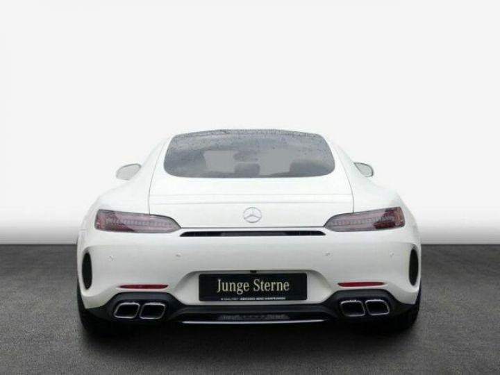 Mercedes AMG GT V8 bi-turbo 4.0  Designo Diamant Weiss - 5