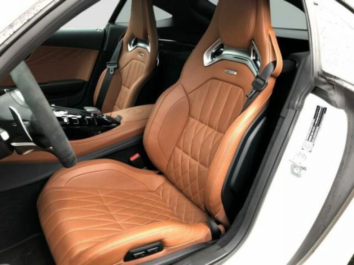 Mercedes AMG GT V8 bi-turbo 4.0  Designo Diamant Weiss - 7
