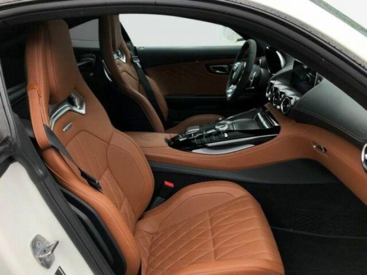 Mercedes AMG GT V8 bi-turbo 4.0  Designo Diamant Weiss - 9
