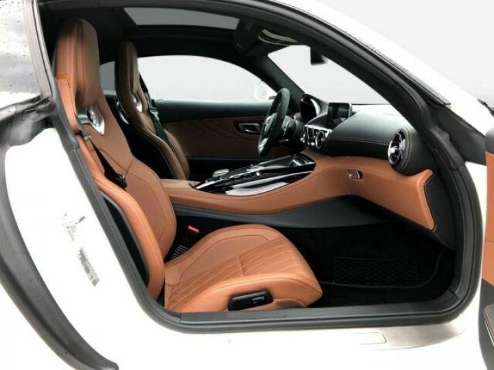 Mercedes AMG GT V8 bi-turbo 4.0  Designo Diamant Weiss - 10