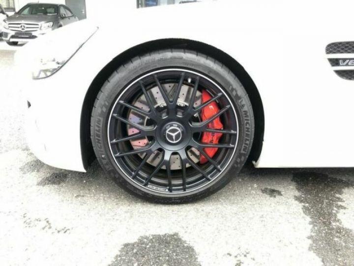 Mercedes AMG GT V8 bi-turbo 4.0  Designo Diamant Weiss - 19
