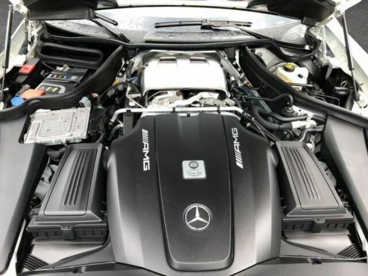 Mercedes AMG GT V8 bi-turbo 4.0  Designo Diamant Weiss - 21
