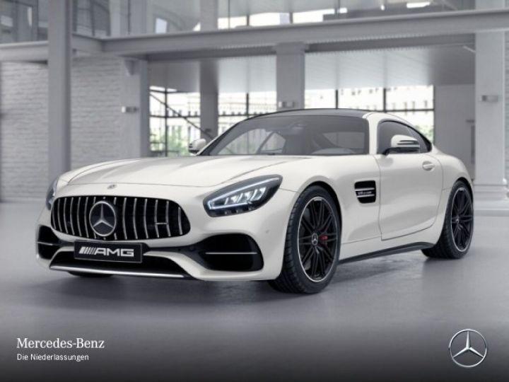 Mercedes AMG GTS 4.0i V8 bi-turbo Blanc/weiss - 1