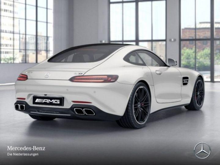 Mercedes AMG GTS 4.0i V8 bi-turbo Blanc/weiss - 2