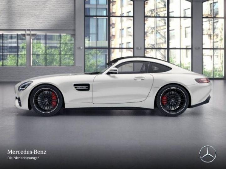 Mercedes AMG GTS 4.0i V8 bi-turbo Blanc/weiss - 3