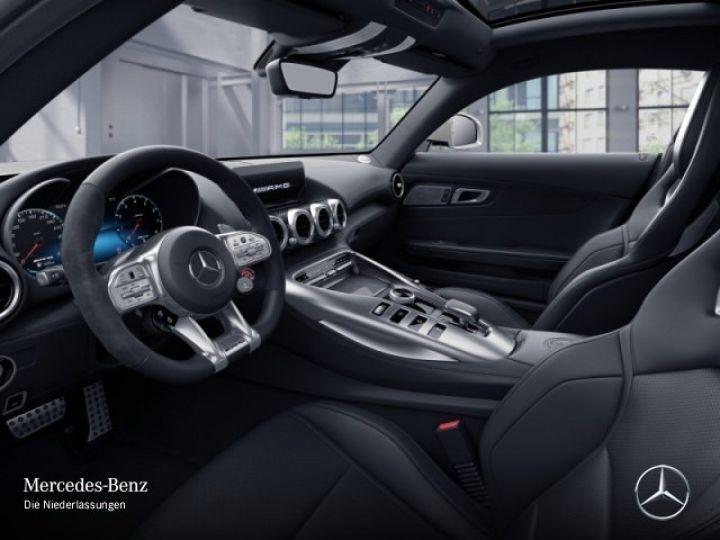 Mercedes AMG GTS 4.0i V8 bi-turbo Blanc/weiss - 7