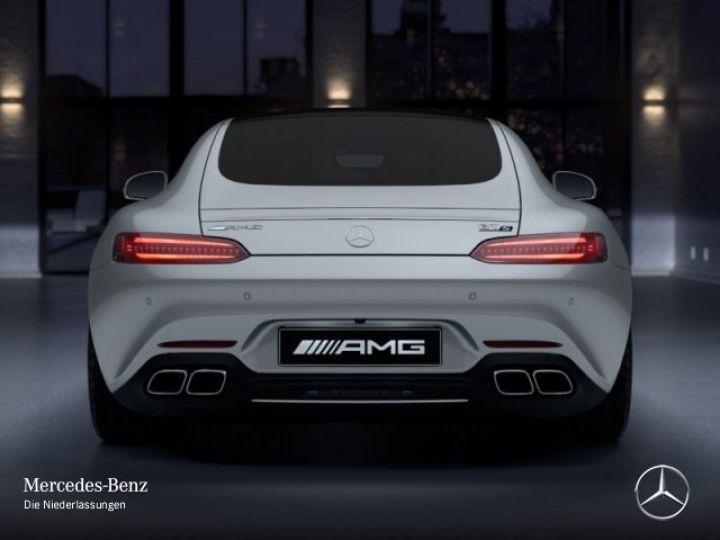 Mercedes AMG GTS 4.0i V8 bi-turbo Blanc/weiss - 8