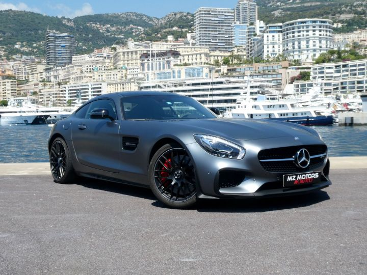Mercedes AMG GTS 510 CV SPEEDSHIFT 7 - EDITION 1 Gris Selenite Occasion - 4