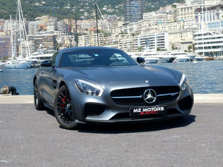Mercedes AMG GTS 510 CV SPEEDSHIFT 7 - EDITION 1 Gris Selenite Occasion - 5