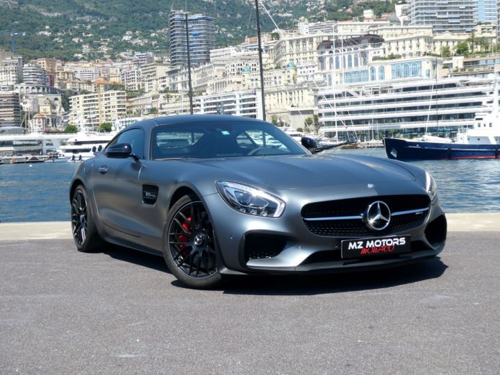 Mercedes AMG GTS 510 CV SPEEDSHIFT 7 - EDITION 1 Gris Selenite Occasion - 6