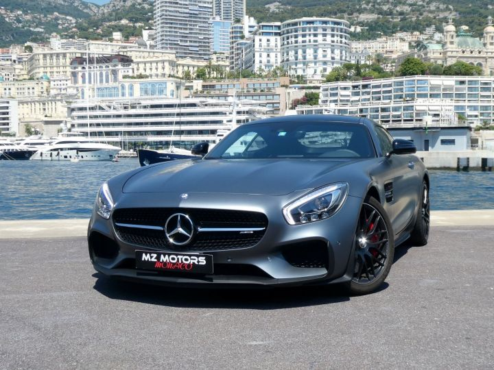 Mercedes AMG GTS 510 CV SPEEDSHIFT 7 - EDITION 1 Gris Selenite Occasion - 2