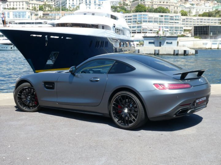 Mercedes AMG GTS 510 CV SPEEDSHIFT 7 - EDITION 1 Gris Selenite Occasion - 8