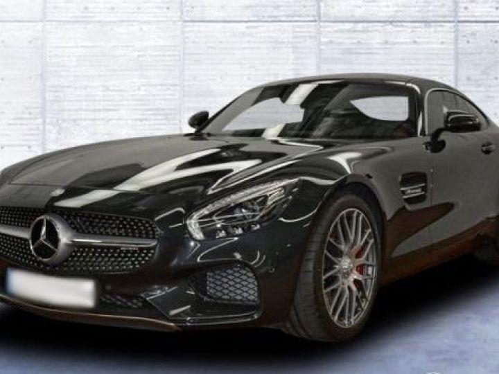 Mercedes AMG GTS  - 1