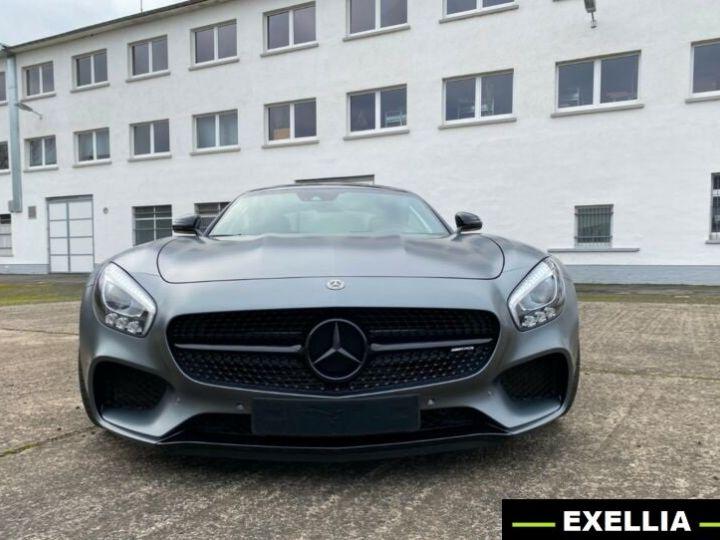 Mercedes AMG GTS Coupé GRIS PEINTURE METALISE  Occasion - 1