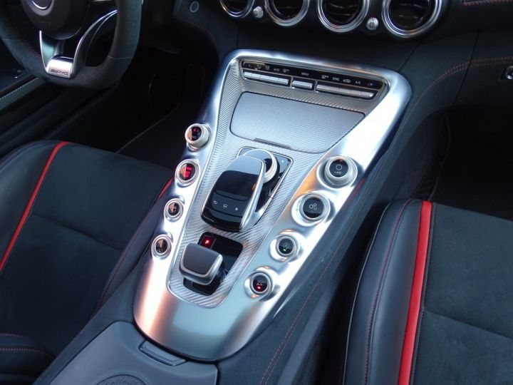 Mercedes AMG GTS V8 510 CV SPEEDSHIFT 7G DCT - MONACO Gris Irridium Mat - 12
