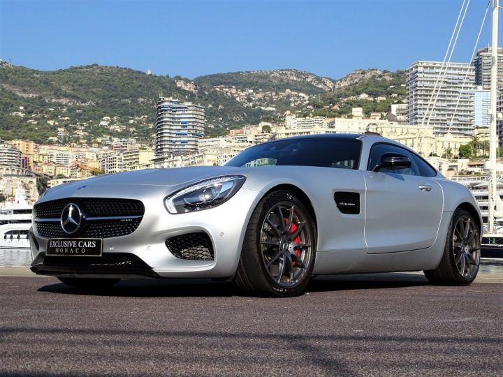 Mercedes AMG GTS V8 510 CV SPEEDSHIFT 7G DCT - MONACO Gris Irridium Mat - 13