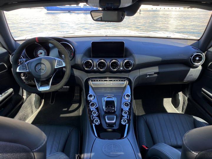 Mercedes AMG GTS V8 510 CV SPEEDSHIFT 7G DCT - MONACO Argent Métal - 7