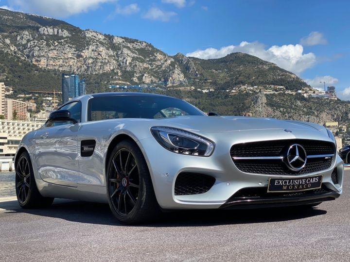Mercedes AMG GTS V8 510 CV SPEEDSHIFT 7G DCT - MONACO Argent Métal - 13