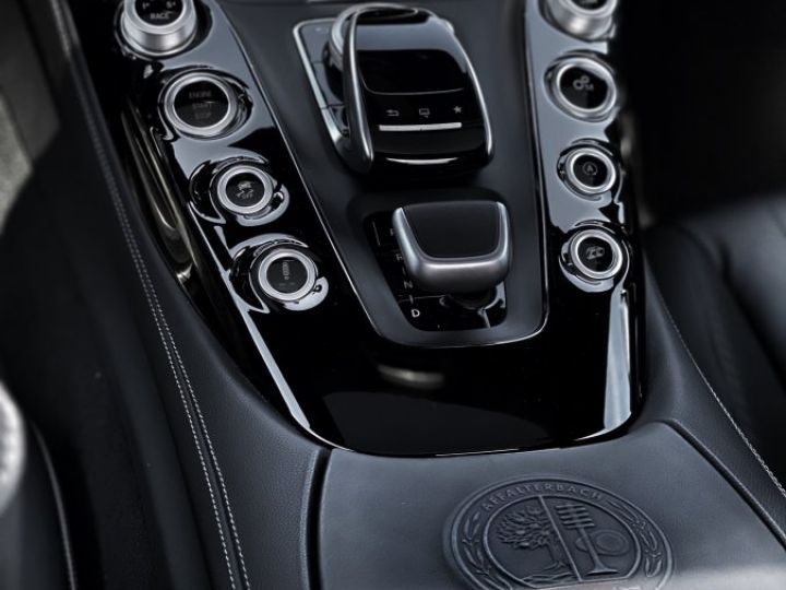 Mercedes AMG GTS V8 510 CV SPEEDSHIFT 7G DCT - MONACO Argent Métal - 20