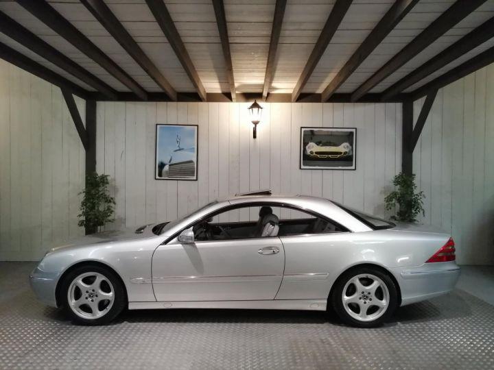 Mercedes CL 600 V12 367 CV BVA Gris - 1