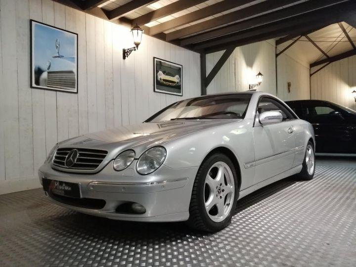 Mercedes CL 600 V12 367 CV BVA Gris - 2