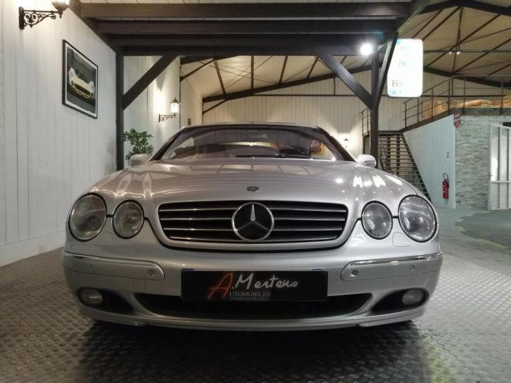 Mercedes CL 600 V12 367 CV BVA Gris - 3