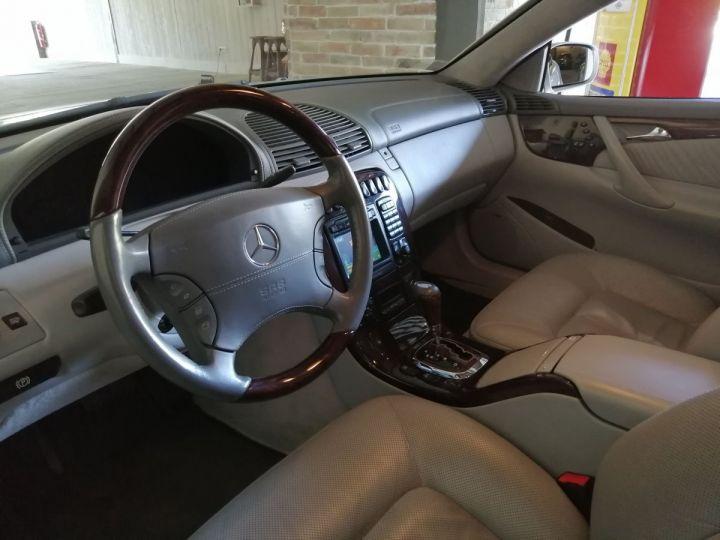 Mercedes CL 600 V12 367 CV BVA Gris - 5