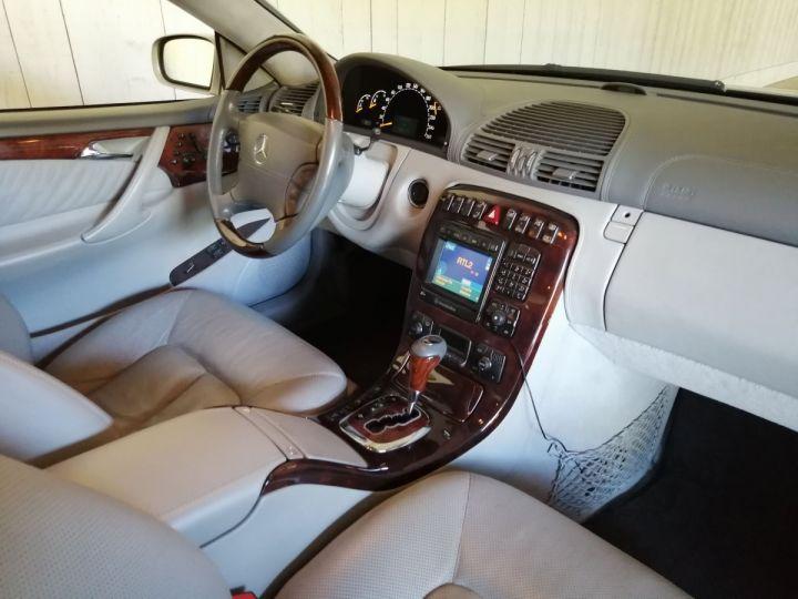 Mercedes CL 600 V12 367 CV BVA Gris - 6