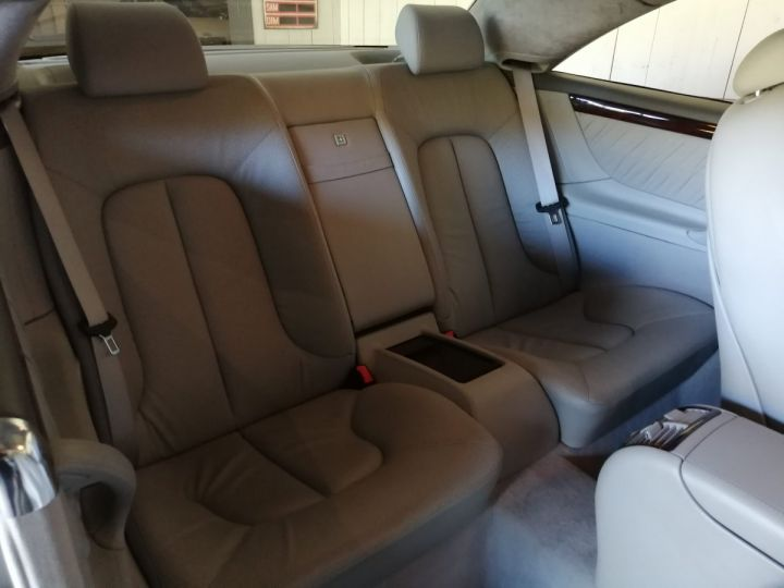 Mercedes CL 600 V12 367 CV BVA Gris - 8
