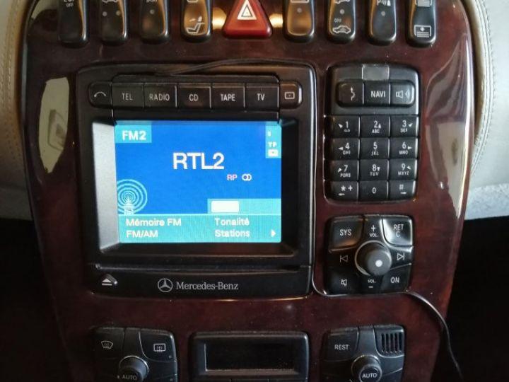 Mercedes CL 600 V12 367 CV BVA Gris - 13
