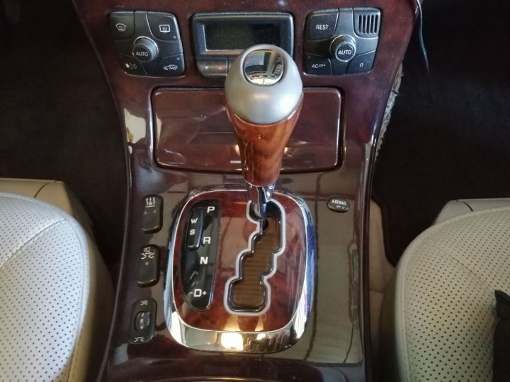 Mercedes CL 600 V12 367 CV BVA Gris - 14