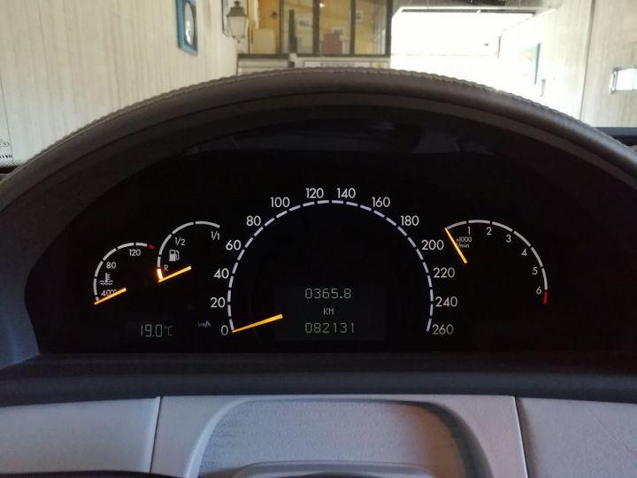 Mercedes CL 600 V12 367 CV BVA Gris - 15