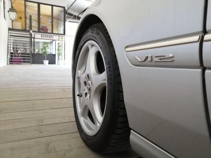 Mercedes CL 600 V12 367 CV BVA Gris - 19