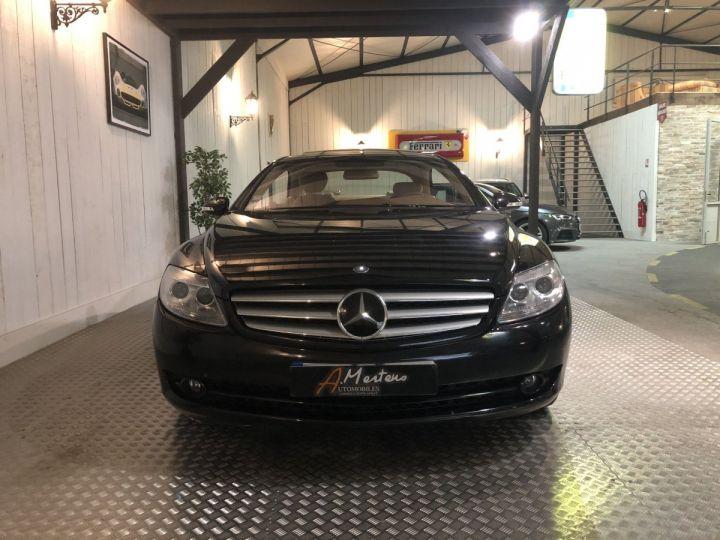 Mercedes CL III 500 V8 388 CV 7G-TRONIC  Noir - 3