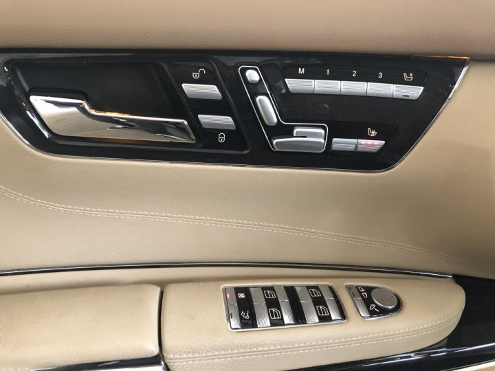 Mercedes CL III 500 V8 388 CV 7G-TRONIC  Noir - 10