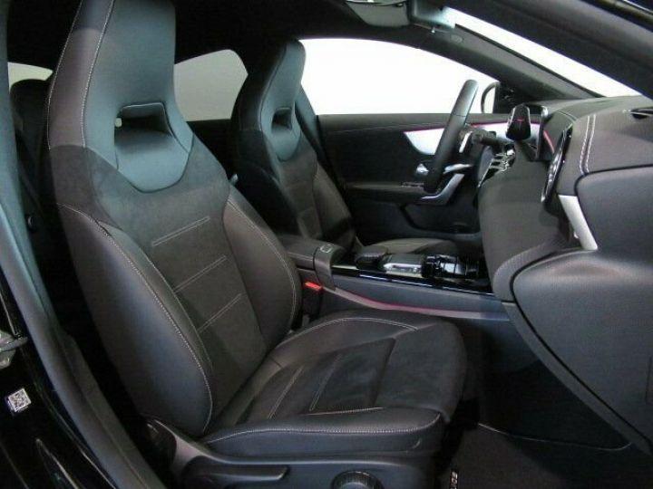 Mercedes CLA noir - 5