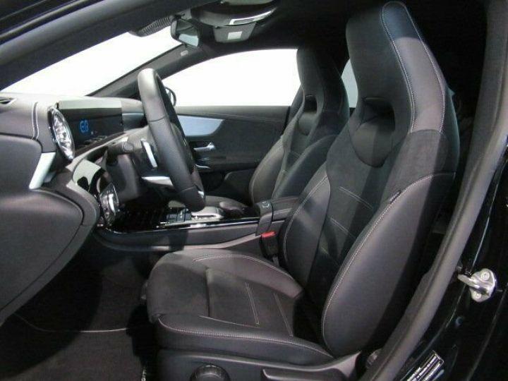 Mercedes CLA noir - 6