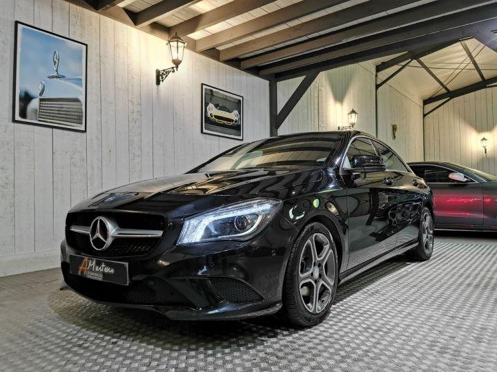 Mercedes CLA 200 CDI 136 CV SENSATION BVA Noir - 2