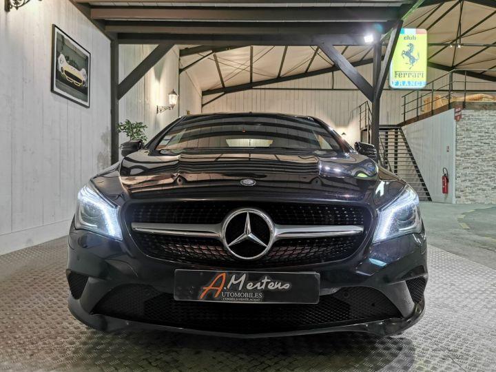 Mercedes CLA 200 CDI 136 CV SENSATION BVA Noir - 3