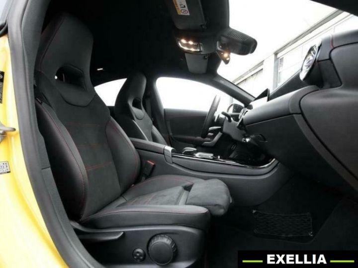 Mercedes CLA 200 d Coupé AMG JAUNE PEINTURE METALISE  Occasion - 3