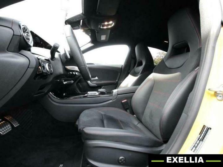 Mercedes CLA 200 d Coupé AMG JAUNE PEINTURE METALISE  Occasion - 7
