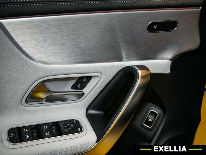 Mercedes CLA 35 AMG 4MATIC  JAUNE PEINTURE METALISE  Occasion - 9