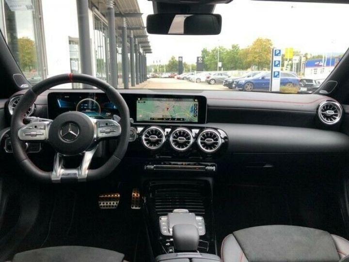 Mercedes CLA 35 AMG 7G DCT 306 CV 4P NOIR Occasion - 8