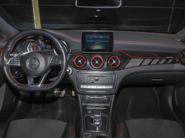 Mercedes CLA 45 AMG 381ch 4M Speedshift DCT ROUGE - 7