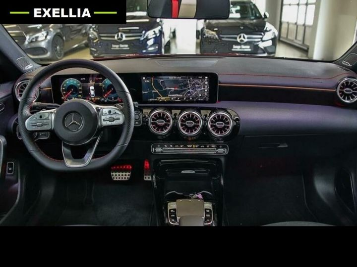 Mercedes CLA A35 AMG 4 MATIC rouge Occasion - 5