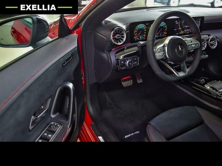 Mercedes CLA A35 AMG 4 MATIC rouge Occasion - 7